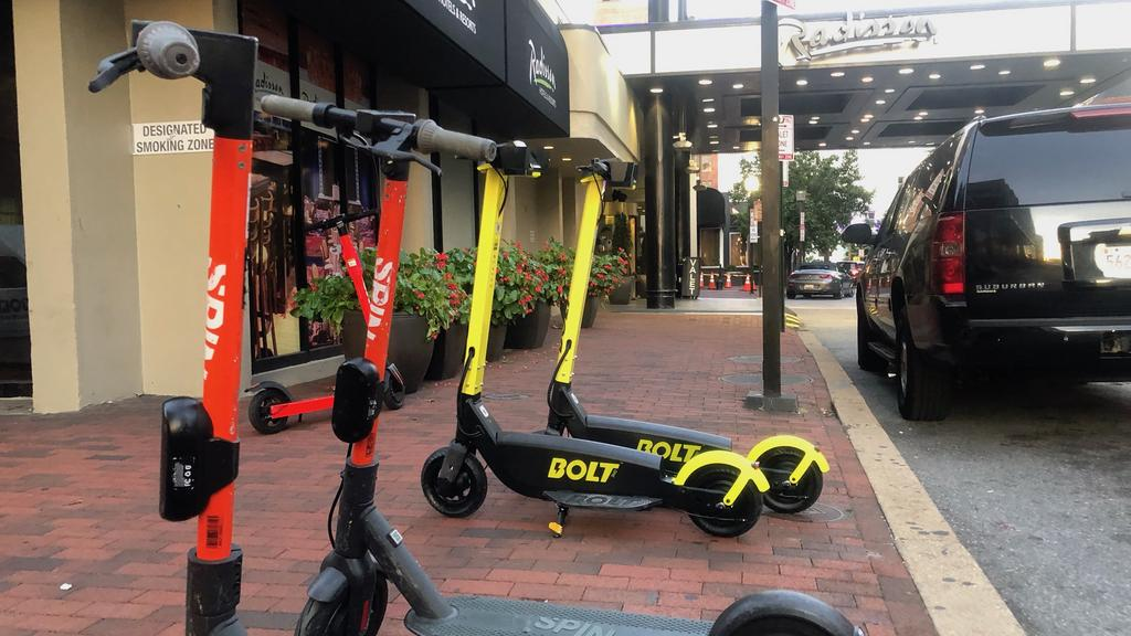 Electric scooters could be coming to Howard County