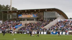Town of Cary: Hot dog firm wants stadium naming rights at WakeMed Soccer Park
