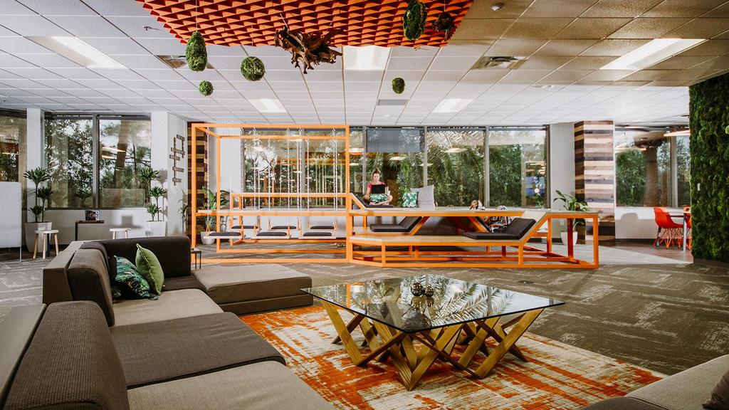 Coolest Office Spaces: Clickbooth in Sarasota