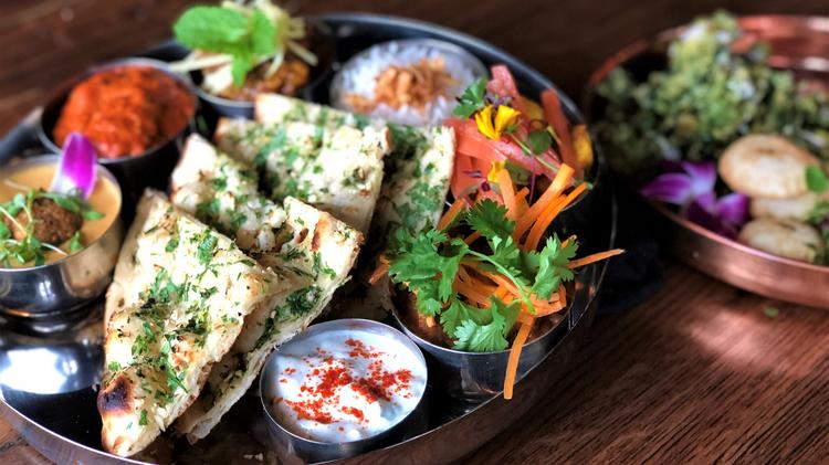 Full Plate A Nyc Chef Brings His Indian Menu To Lone Tree
