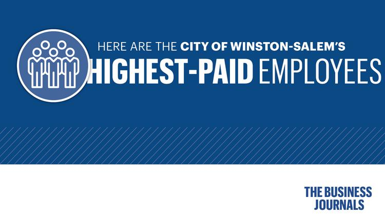 City Of Winston Salem >> Slideshow Here Are The 25 Highest Paid City Of Winston