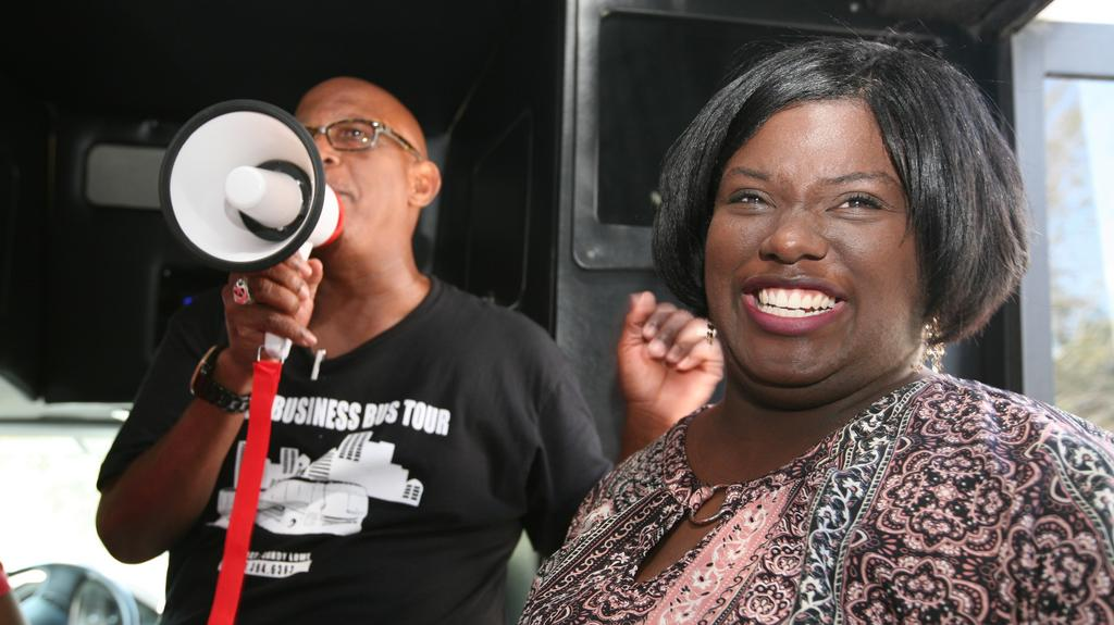 Tampa's Black Business Bus Tour rolls on