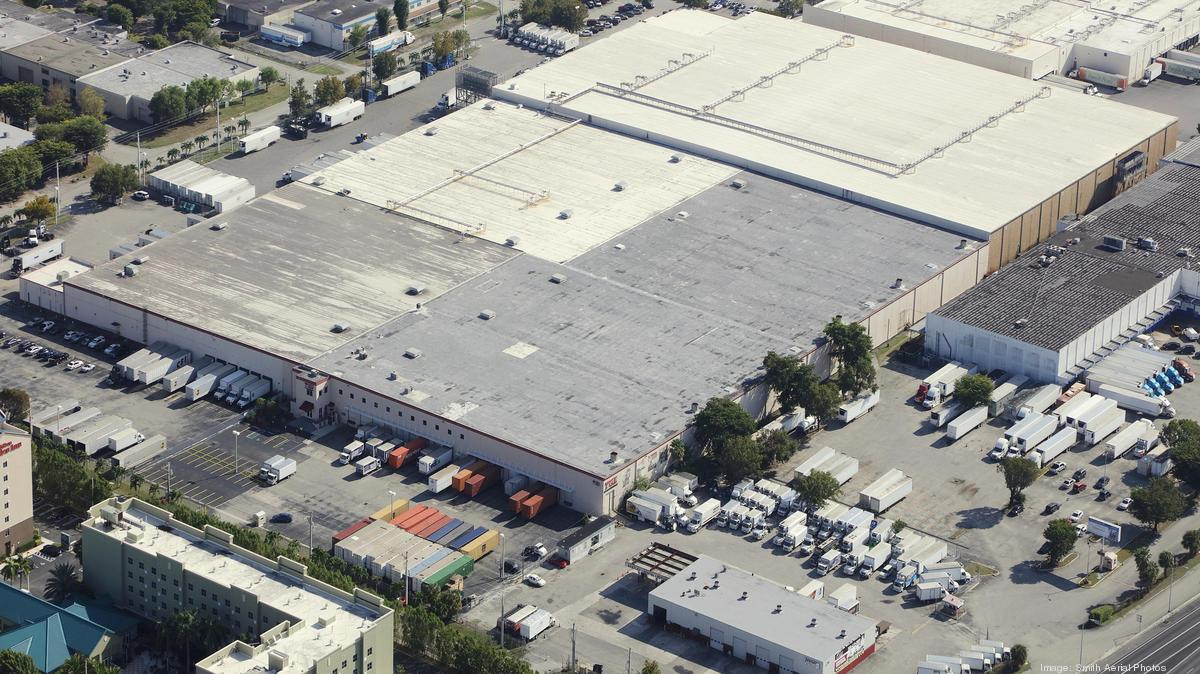 tire group international warehouse  miami dade sold  brookfield asset management south
