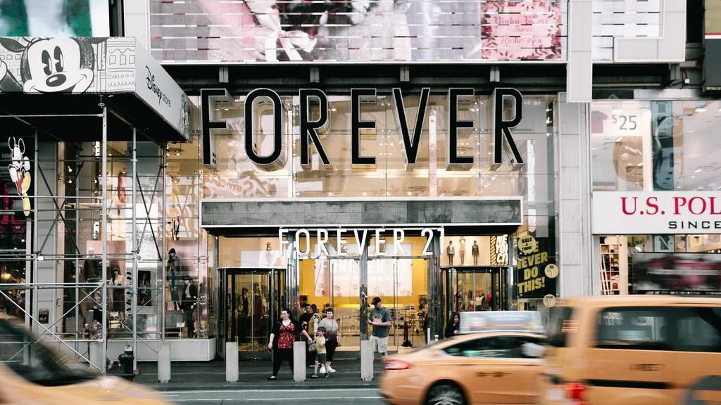 Two Alabama Forever 21 stores on closure list