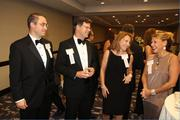 From left to right: Andrew Potter, Patrick Dolle, Barbara Farmer, Debbie Boling, all of PNC.