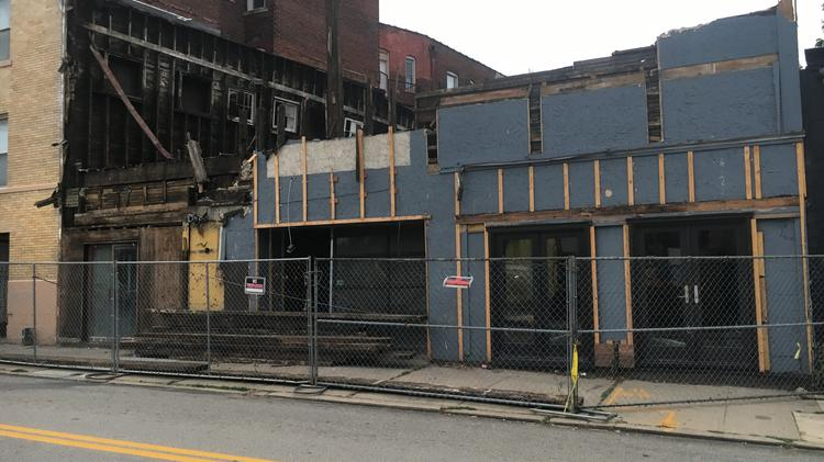 Nicholas And Patrinos Buy Former Elbow Room And Lease Space