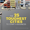 Open for business: The easiest — and toughest — cities to start a company in America