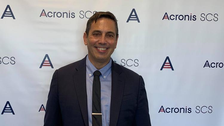 Acronis SCS John Zanni