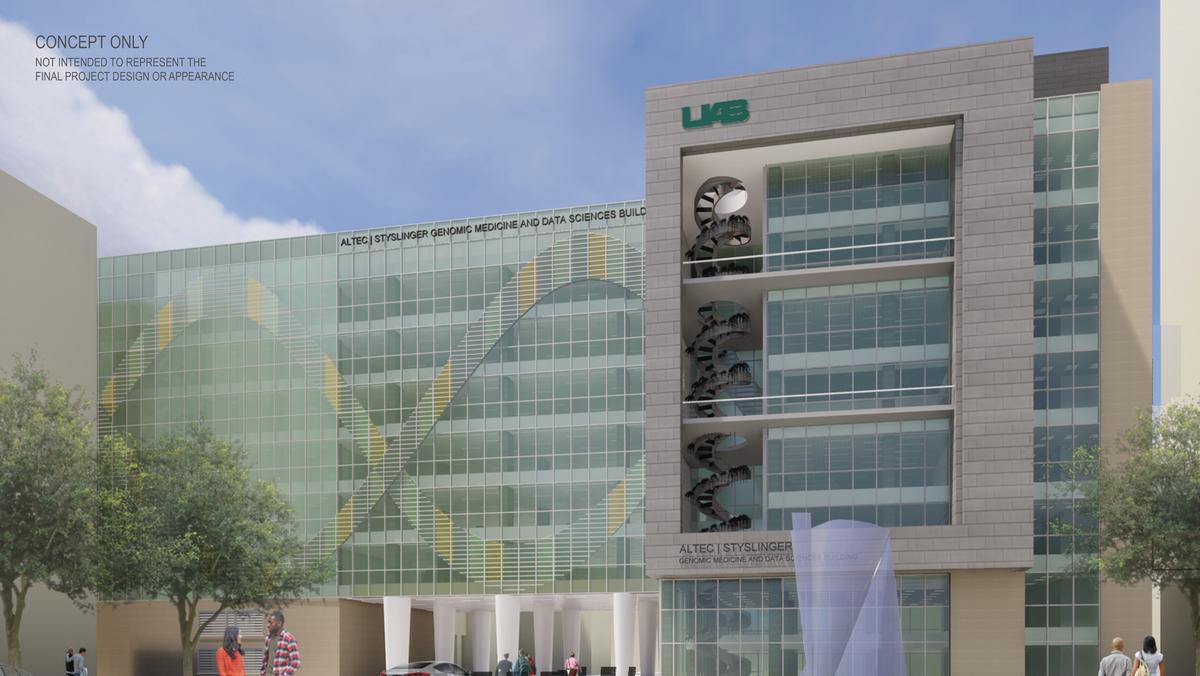 gsp investment uab hospital birmingham
