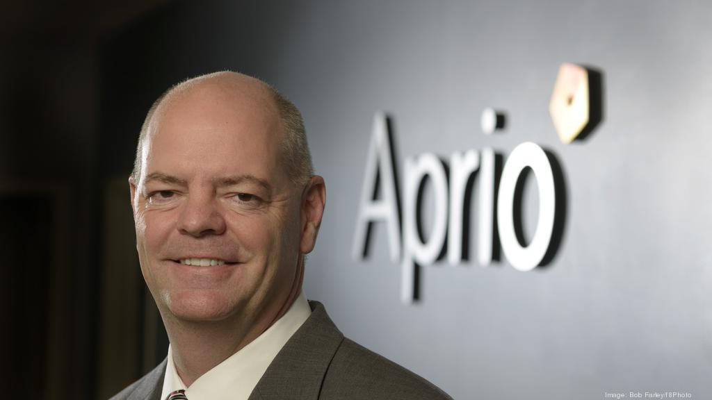 A career comes full circle for Aprio's Rob Shirley