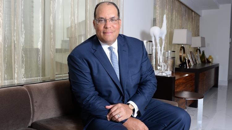 Park Hotels CEO Thomas J. Baltimore Jr.