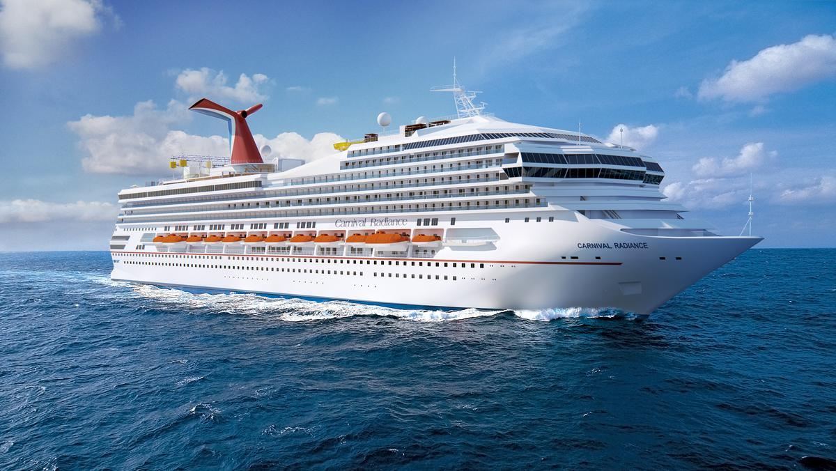 Carnival Cruise Line To Bring Carnival Radiance To Galveston Make Other Changes Houston Business Journal