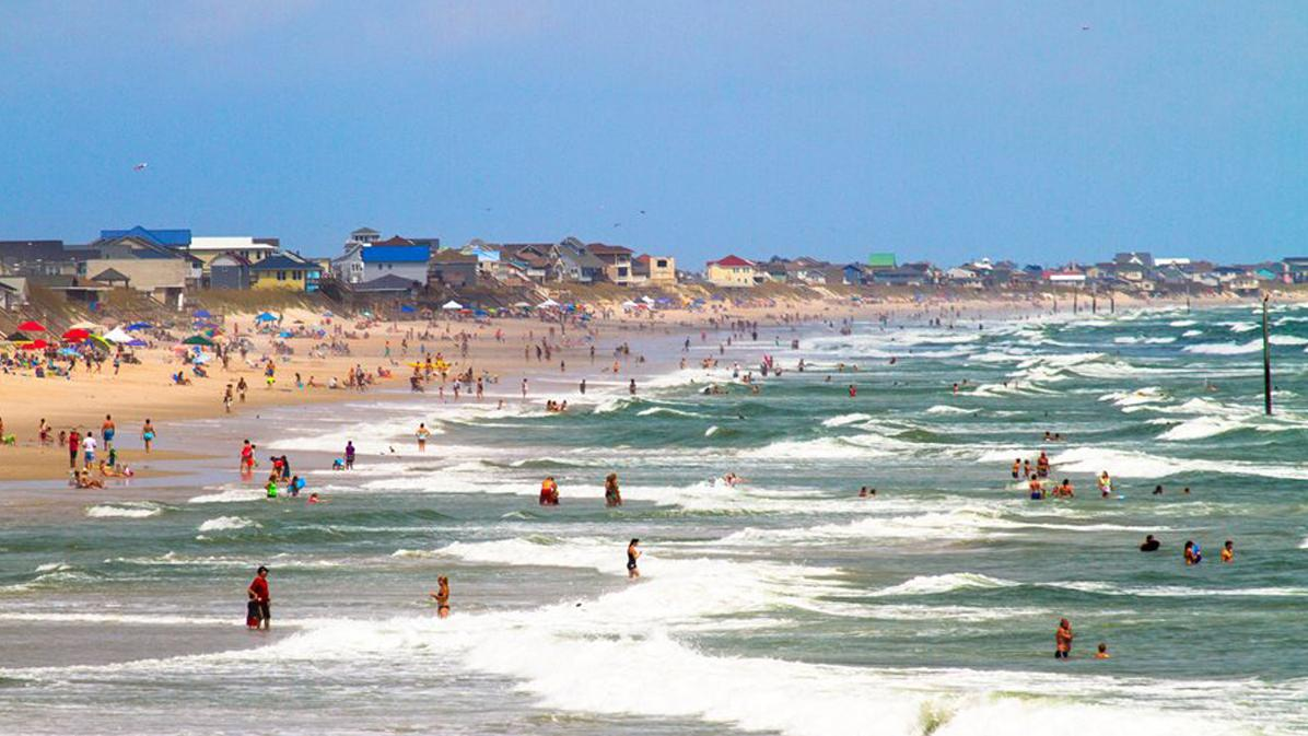 Biz: A Big Part Of North Carolina's Topsail Island Is For