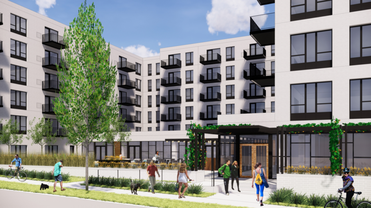Lennar Multifamily plans 241-unit apartment building south ...