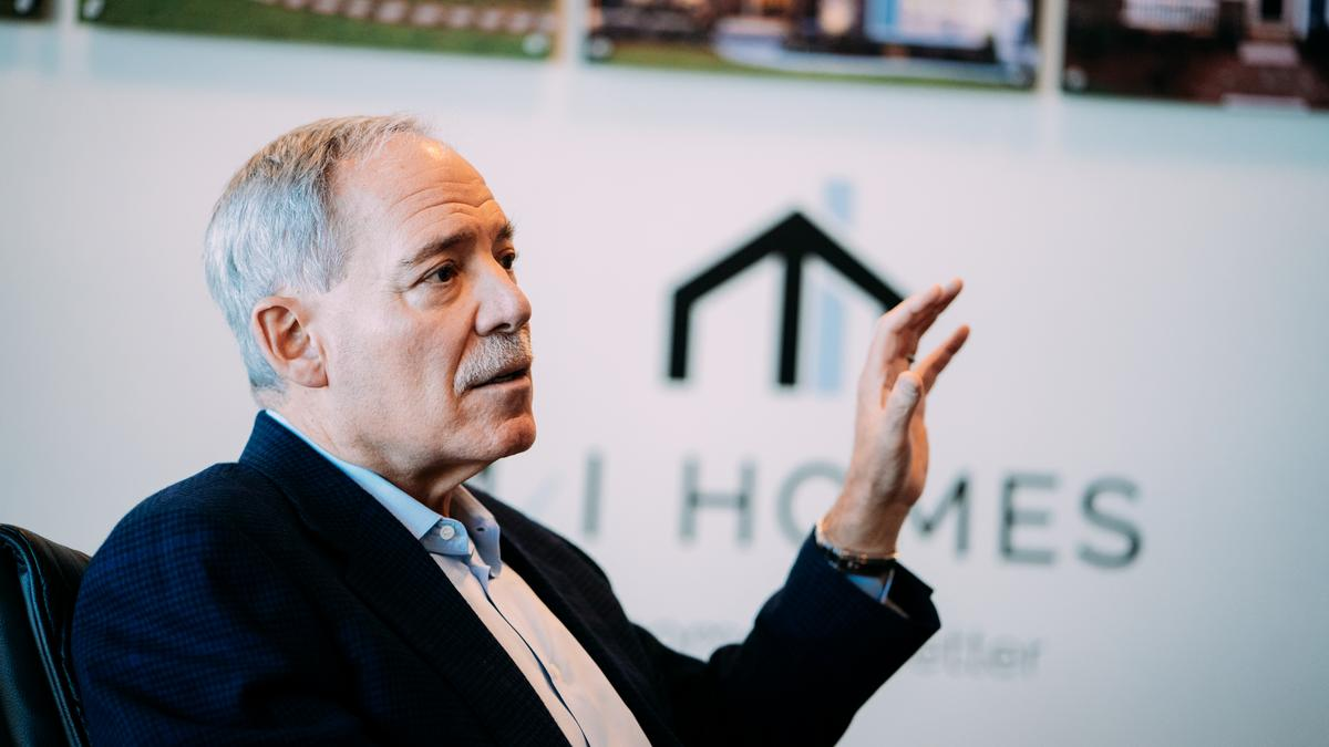 M/I Homes CEO Bob Schottenstein: Millennials are driving the housing market right now - Columbus Business First