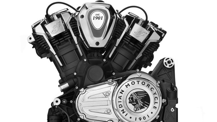 Indian Challenges Harley Davidson With New Engine And A