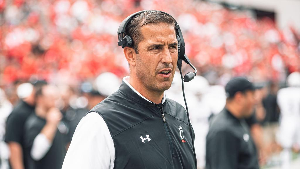 Image result for luke fickell