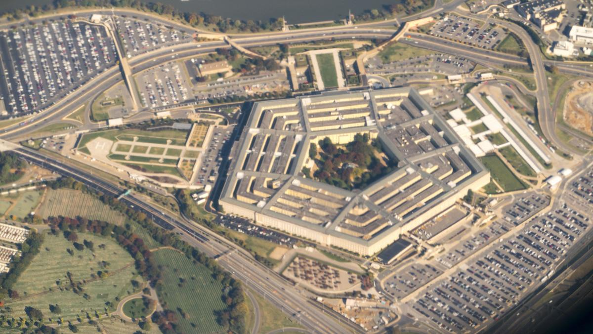 Pentagon is looking for a new air traffic control tower - Washington Business Journal