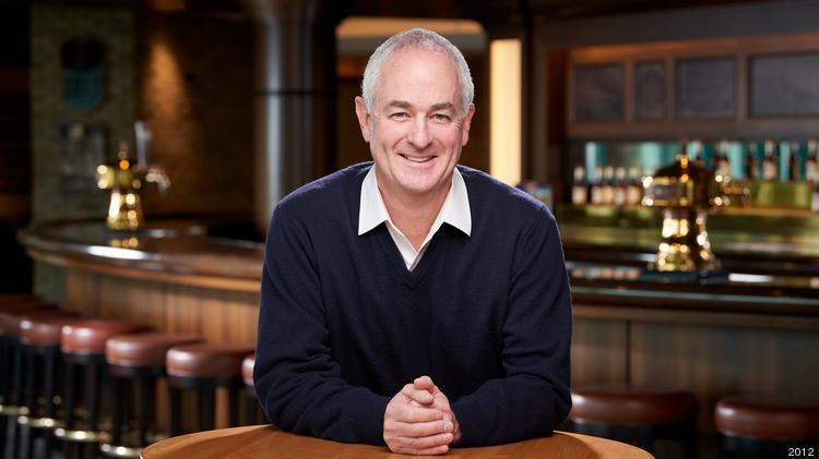 Molson Coors CEO Gavin Hattersley