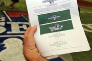 Sneak peek: MLB logos for postseason and for the World Series.