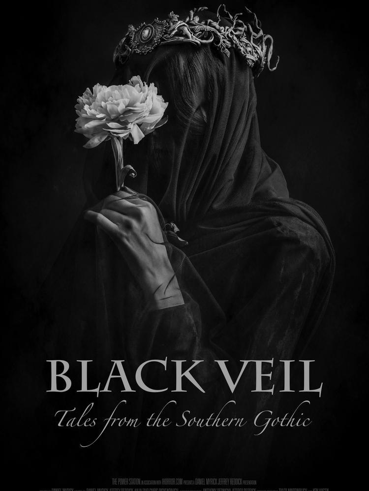 """Black Veil"" poster"