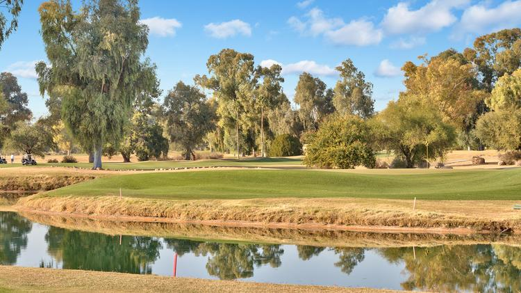 Eight custom homes will be built on the Camelback Country Club Golf Course in Paradise Valley.