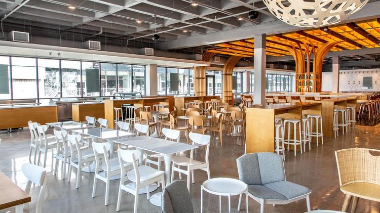Politan Row food hall in Houston\'s Rice Village opens ...