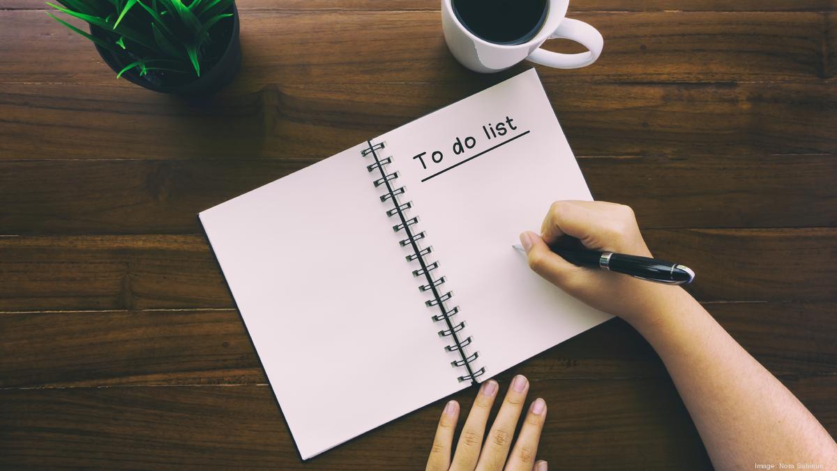 Your to-do list is squashing your creativity - Bizwomen