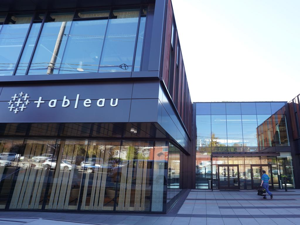 Tableau Software Inc Company Profile The Business Journals