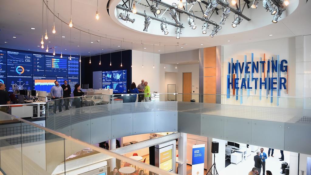 Express Scripts unveils multimillion-dollar expansion of innovation lab (Photos)