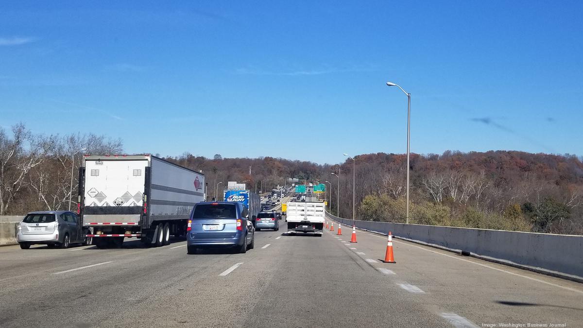Maryland Gov. Larry Hogan's plan for toll lanes on Beltway, I-270 ...
