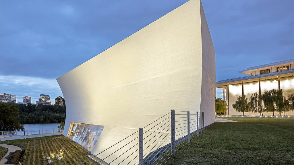Design Perspectives: The Kennedy Center's new complex is beyond reach