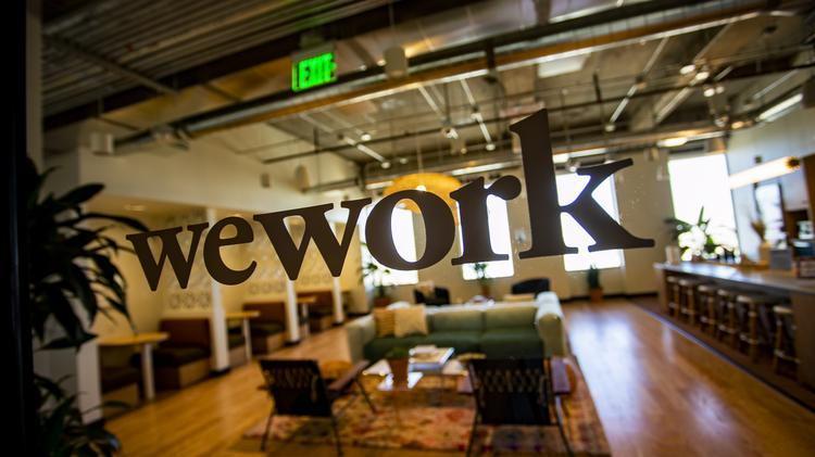 WeWork leased four floors in the 101 N. First Avenue tower in downtown Phoenix. Take a tour of the first two floors that just opened, with two more floors expected to open in early December.