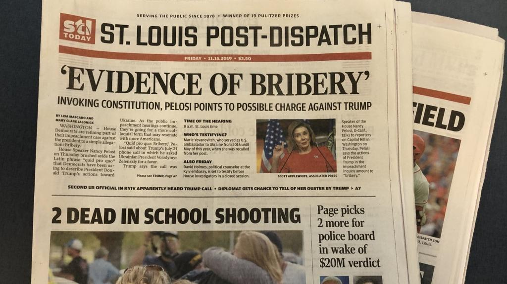 Post-Dispatch union says parent company has 'aimless direction'