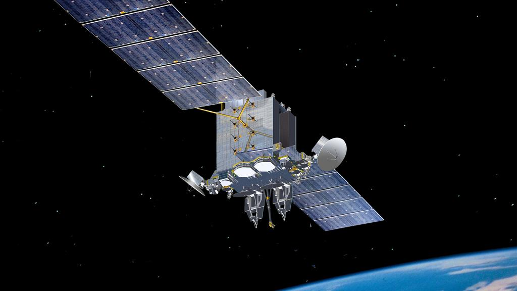 Lockheed inks $3.3B Air Force satellite support contract