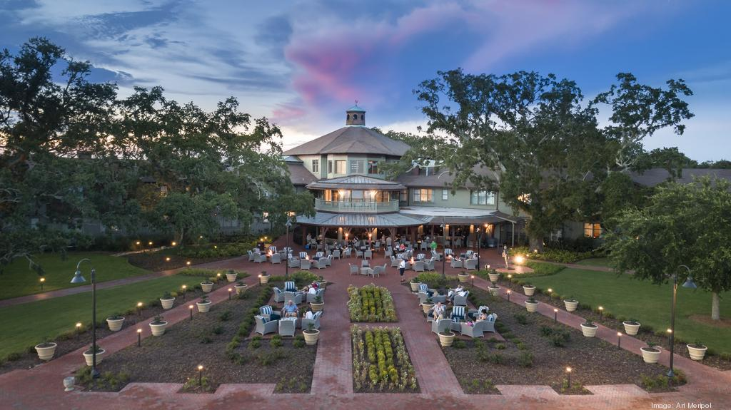 Alabama resort named one of nation's best historic hotels