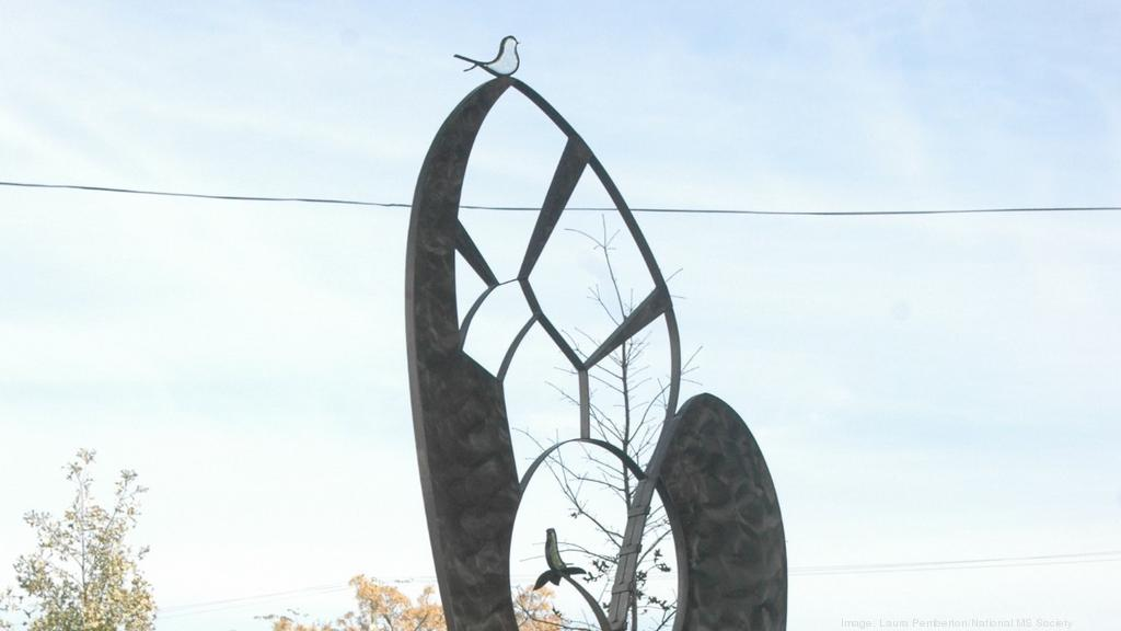 Frank Stitt honored with Rotary Trail sculpture