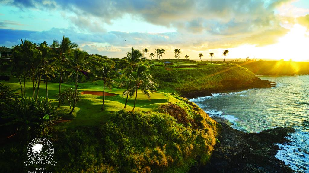 Kauai golf course named 'Hawaii's Best Golf Course' for third year in a row