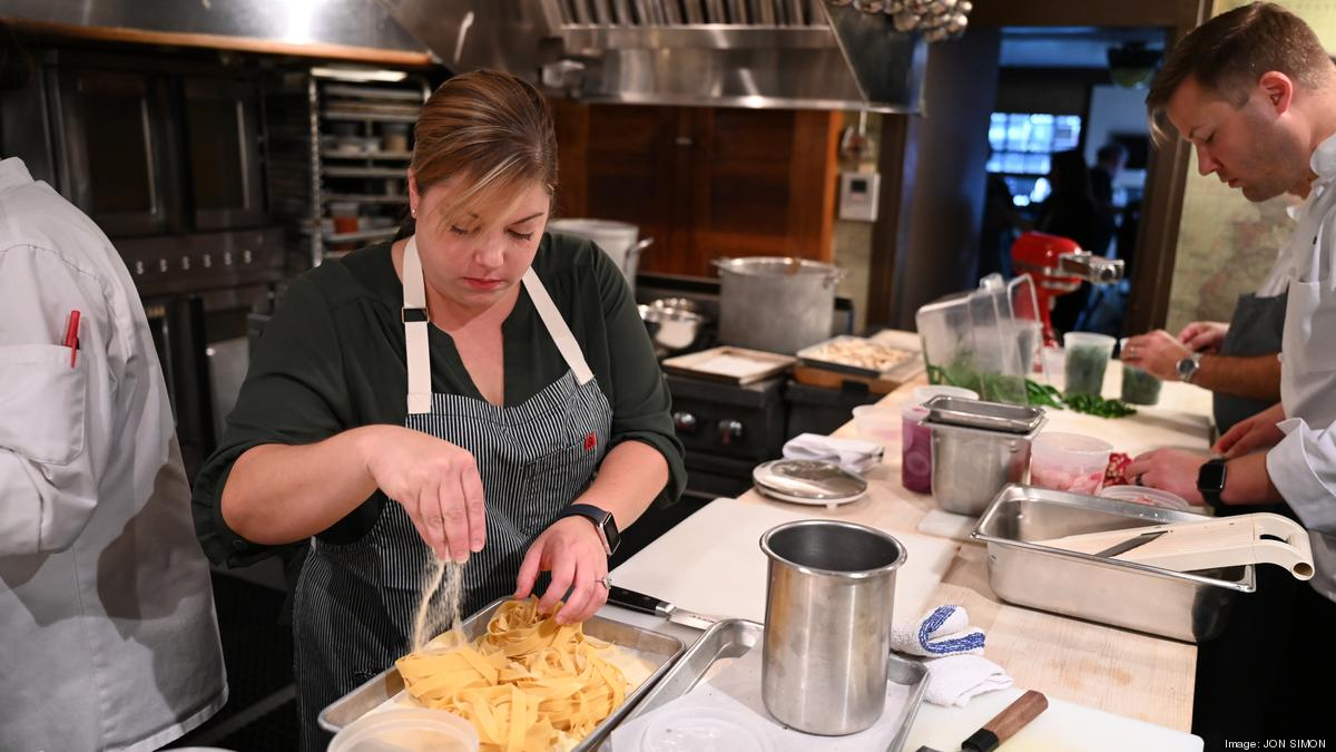 American Airlines partners with James Beard Foundation - Bizwomen