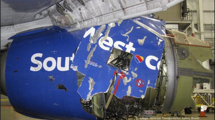 Swell On Fatal Southwest Airlines Flight 1380 Crew Encountered Gamerscity Chair Design For Home Gamerscityorg