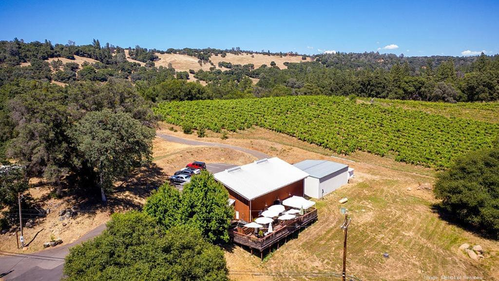 Fiddletown winery listed for sale for $1.5 million