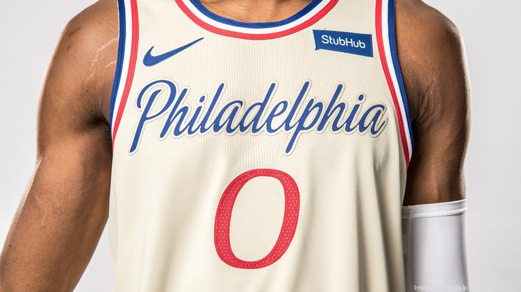 sixers city edition jersey