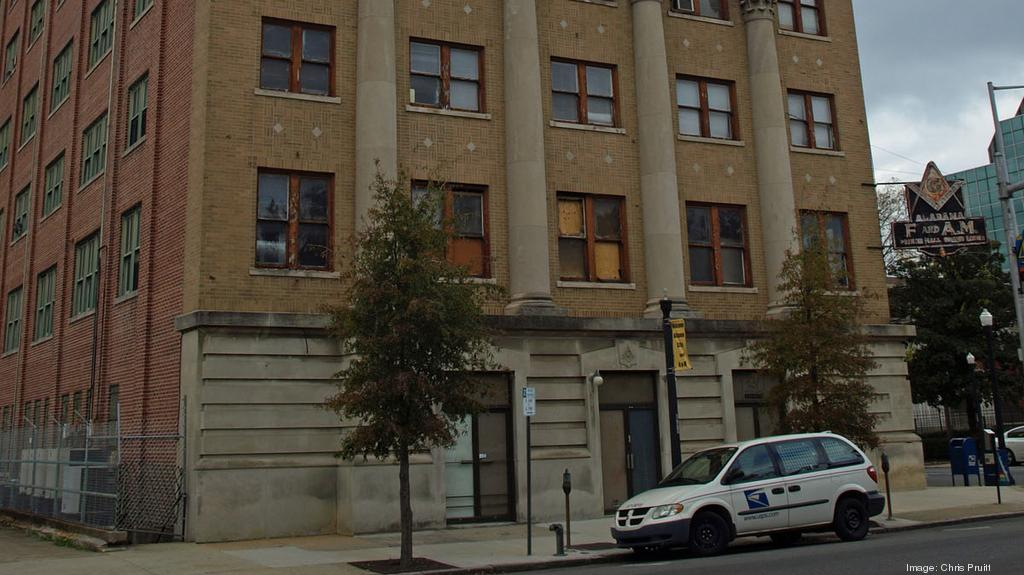 Developer eyes mixed-use project at Masonic Temple in city center