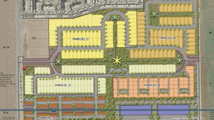 The nation's largest homebuilder is in escrow to buy one of the last large parcels of land in the East Valley.
