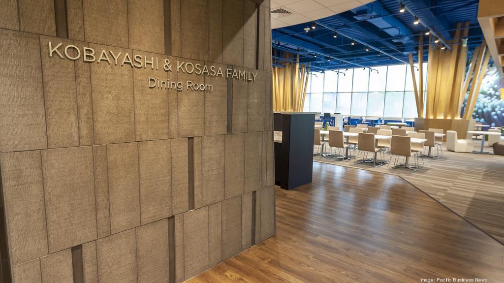 Kapiolani Medical Center's new multimillion-dollar family dining room: Slideshow