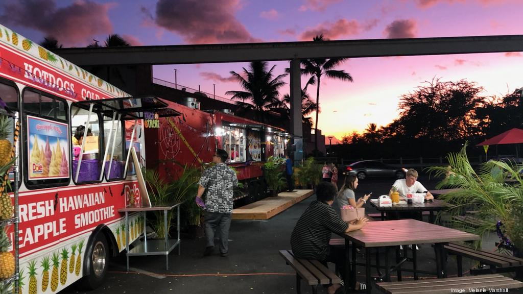 Food truck marketplace launches at Pearlridge Center