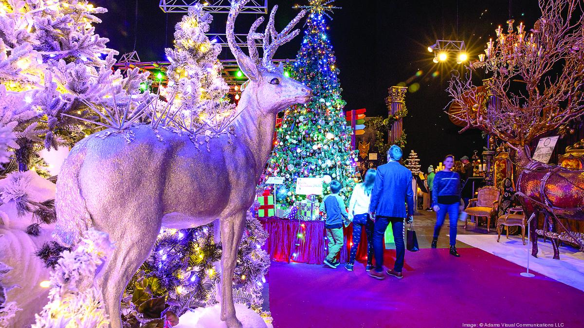 Arts and Culture: Camp Christmas brings new meaning to 'camp' and  'Christmas' - Denver Business Journal