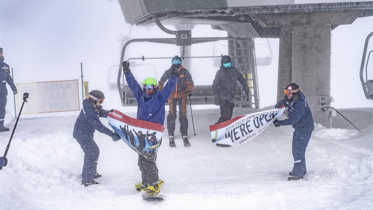 Heavenly, Northstar, Squaw Alpine set Covid-19 restrictions for ski season - Sacramento Business Journal