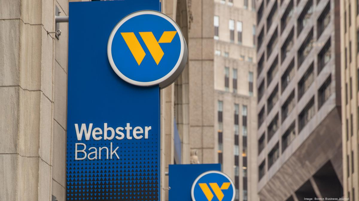 Webster Bank to close 6 branches in Mass., two other states
