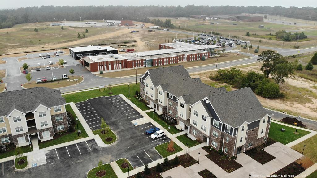 Birmingham builder completes housing project in Georgia